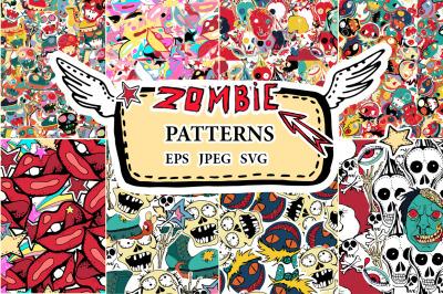 Zombie patterns