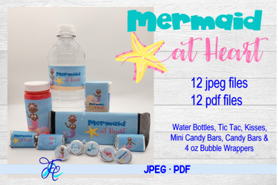 Mermaid At Heart Bundle