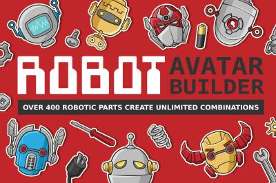 Robot Avatar Builder