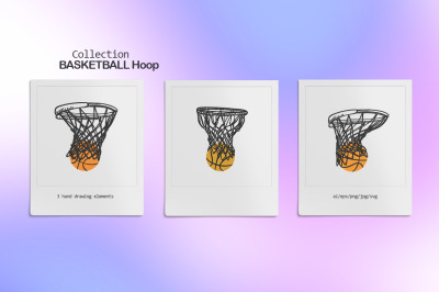Collection Basketball Hoop