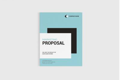 Marketita - A4 Marketing Brochure Template