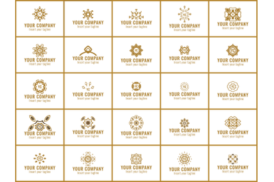 Logo Gold Pack