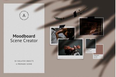 Moodboard Scene Creator