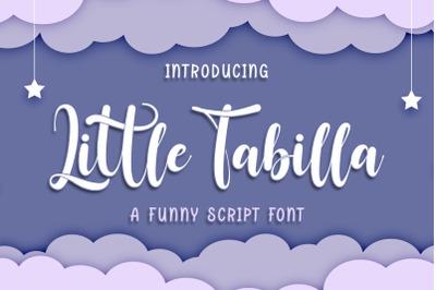 Little Tabilla