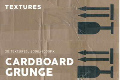 Grunge Cardboard Textures 1