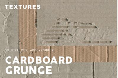 Grunge Cardboard Textures 2