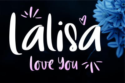 Lasisa love you