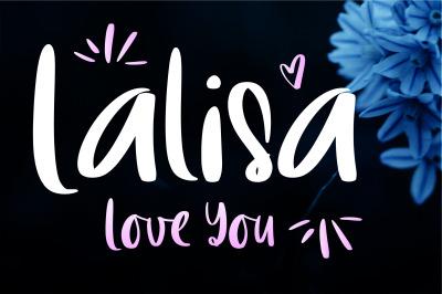 Lasisa love you