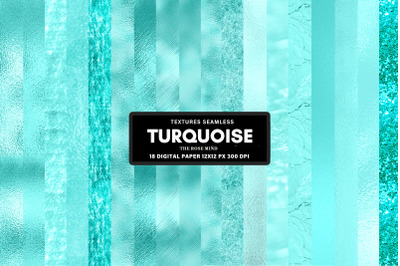Turquoise seamless textures