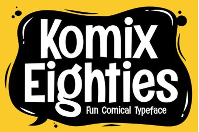 Komix Eighties