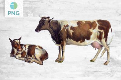 Cow Clipart Alderney