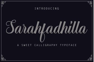 Sarahfadhilla