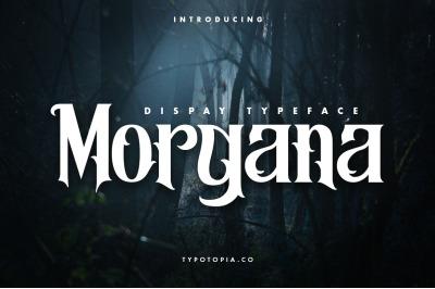 Morgana - Display Font