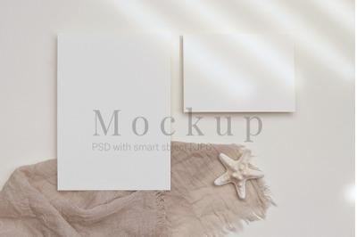 Wedding Mockup,Card Mockup,5x7 Card Mockup