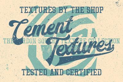 GSTC - Cement textures