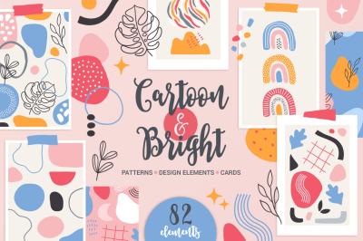 Cartoon and Bright Kit