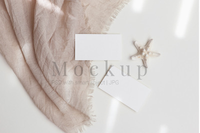 Business Card Mockup,PSD Mockup