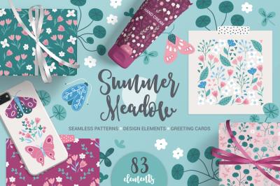 Summer Meadow Kit