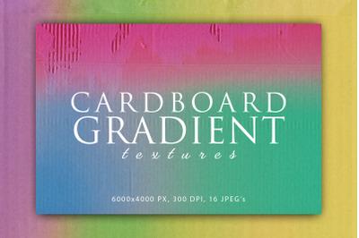 Gradient Carboard Textures 1