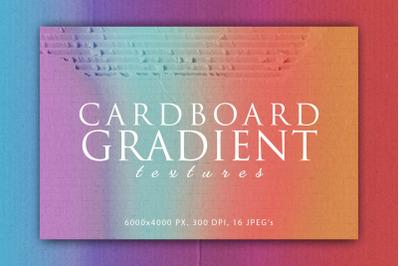 Gradient Carboard Textures 2