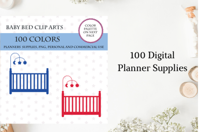 Baby shower clipart, Nursery clip art, Baby Cribs, Baby room planner s