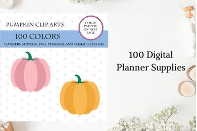 100 Pumpkin clipart, Pumpkin silhouette