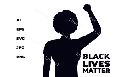 Black Lives Matter Designs.
