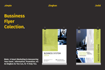 8 In 1 Business Flyer