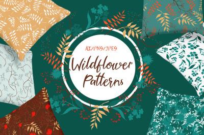 Wildflower Patterns
