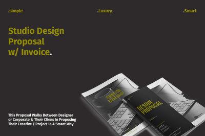 Studio Design Proposal