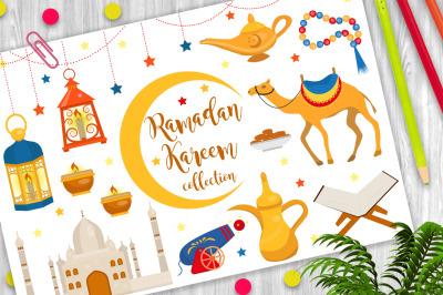 Ramadan kareem set