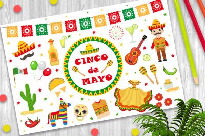 Cinco de Mayo celebration in Mexico