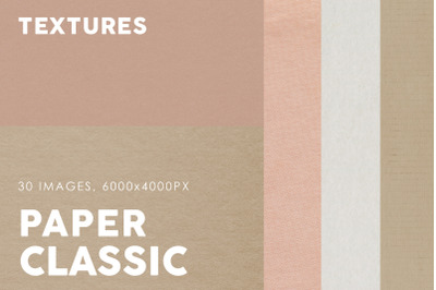 Classic Clean Paper Textures 1
