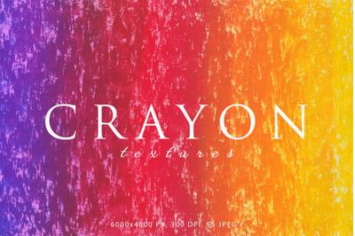 Crayon Pastels Textures
