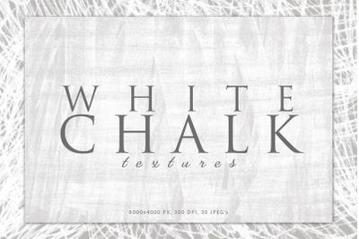 White Chalk Textures