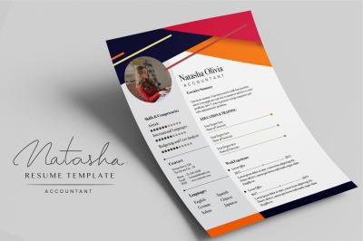 Resume Template - Accountant