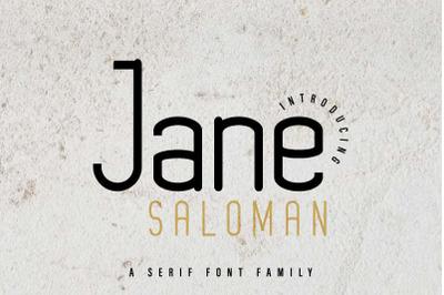 Jane Saloman