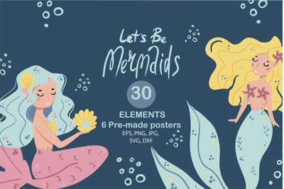 Lets Be Mermaid