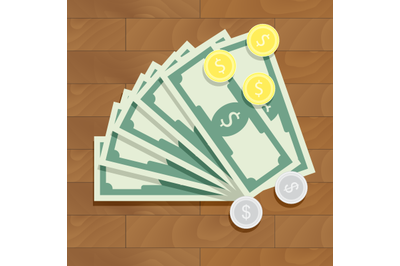 Stack of cash icon