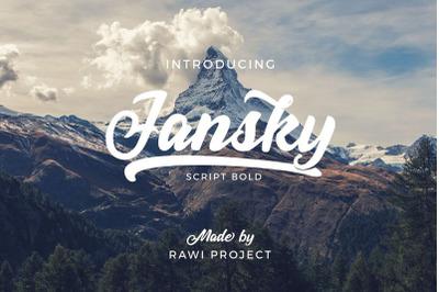 Jansky Casual Script