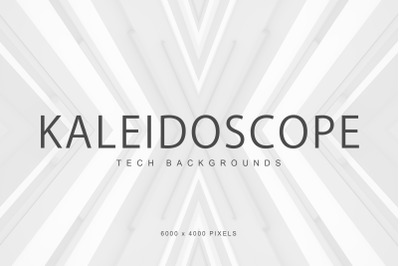 Tech Kaleidoscope Backgrounds 2