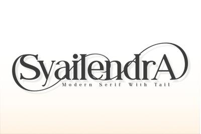 Syailendra