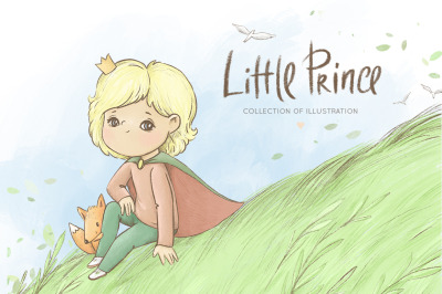 Little Prince illustration