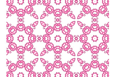 Pattern Abstract Purple Color Design