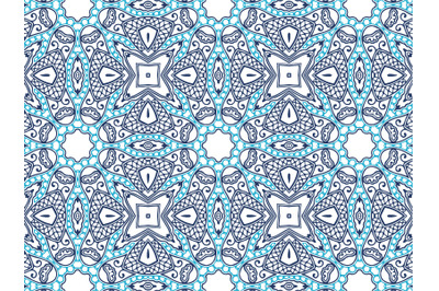 Pattern Abstract Blue Navy Color Design
