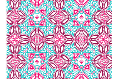 Pattern Abstract Blue Pink Purple Color