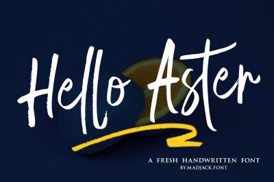 Hello Aster