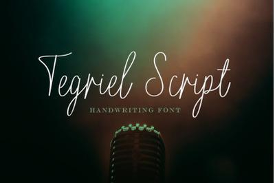 Tegriel Script