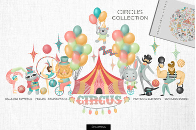 Circus collection