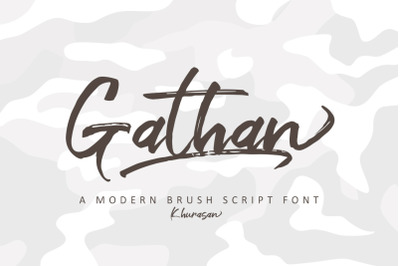 Gathan